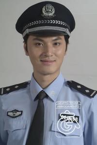 vestizione pilota cinese